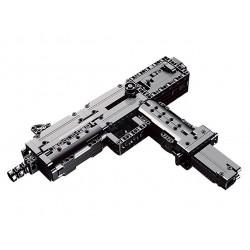 Конструктор Mould King 14012 Пистолет-пулемёт Ingram MAC-10