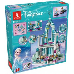 Конструктор Queen 85002, Волшебный ледяной замок Эльзы, бывший Lepin 25002 I аналог Lego 41148