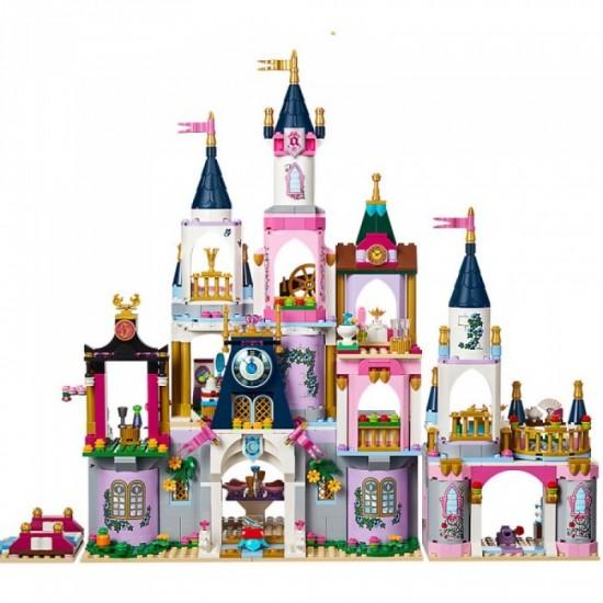 Конструктор 85012 KING&QUEEN Волшебный замок Золушки (бывший Lepin 25014), аналог Lego Friends 41154