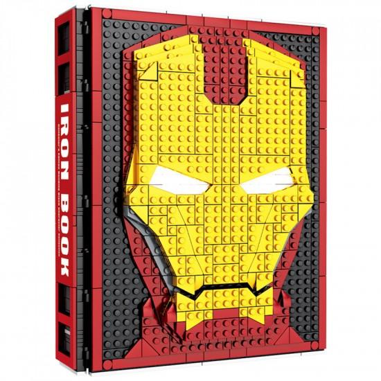 SY 1361 Книга Железного Человека
