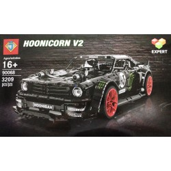 Конструктор Форд Мустанг Hoonicorn V2, Jack 90068, ранее Lepin 23009 | аналог Lego Technic MOC 22970