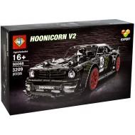 Конструктор Форд Мустанг Hoonicorn V2, Jack 90068, ранее Lepin 23009   аналог Lego Technic MOC 22970