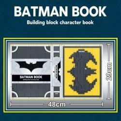 Конструктор Jack Коллекция из 52 минифигурок Бэтмена J13002