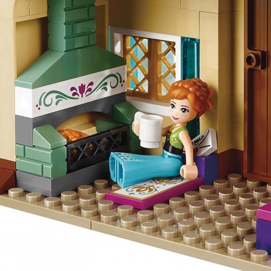 Конструктор Lepin 01018 Disney Праздник в замке Эренделл, Холодное сердце