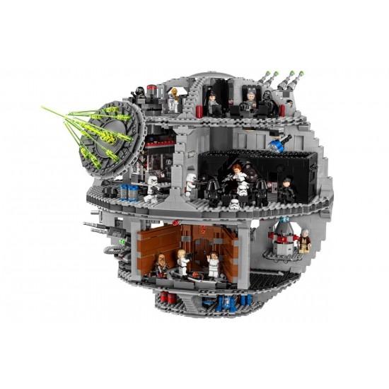 Конструктор King 81037 Звезда Смерти Star Wars Звездные Войны, бывший Lepin 05035, аналог Lego 75159 Death Star