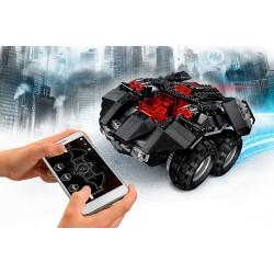 Конструктор Lepin 07111 Бэтмобиль с дистанционным управлением APP | аналог Lego 76112