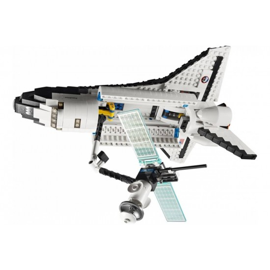 Конструктор King 83014 Космический шаттл, ранее - Lepin 16014 | аналог Lego Creator 10231 и 10213