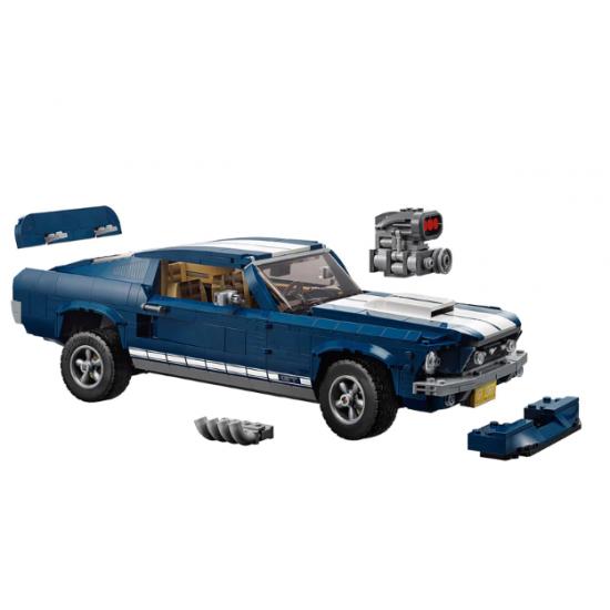 "Конструктор Lepin 21047 ""Форд Мустанг"" Ford Mustang | аналог Lego Technic 10265"