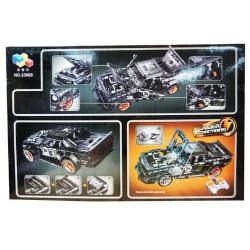 Конструктор Lepin 23009 Форд Мустанг Hoonicorn V2   аналог Lego Technic MOC 22970