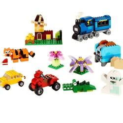 Конструктор Lepin 42001 набор для творчества среднего размера / аналог Lego 10696