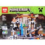 Конструктор Lepin 18011 Шахта, копия Lego 21118 Minecraft