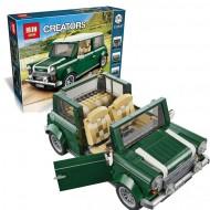 Конструктор Lepin 21002 Автомобиль MIMI Cooper, копия Lego 10242 Creator