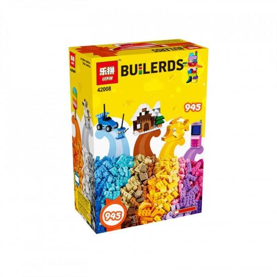 Конструктор Lepin 42008 Набор для творчества (аналог Lego Classic 10704 (Классик)